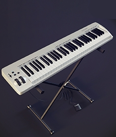M-Audio Keystation 61es_03