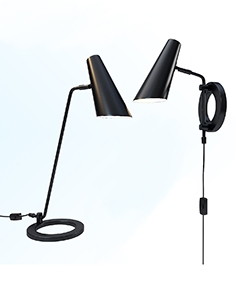 Table lamp and sconce from the company Markslöjd