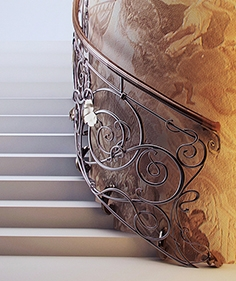 Staircase  969