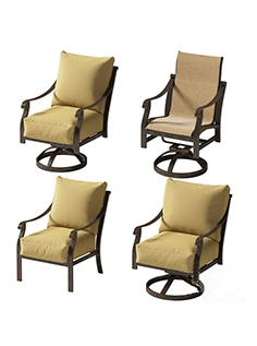 Castelle Madrid collection chairs 1