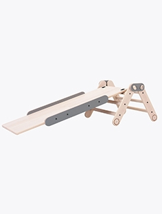 Klingo climbing triangle mini slide birch ash 5