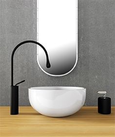 Washbasin Agape 65