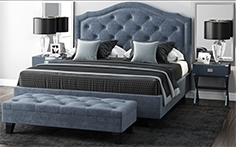 Bed LuXeo 210