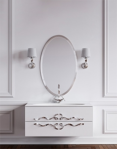 Sideboard with mirror 03
