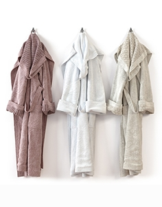 Collection of robe 07
