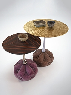 Longhi table set 08