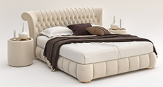 Bed Silvano Grifoni 41