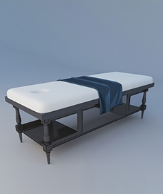 Massage bed 2