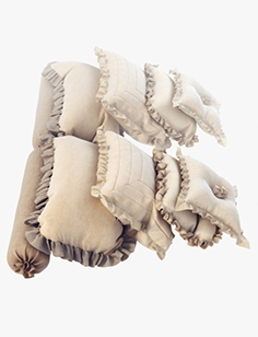 Collection of pillows 12