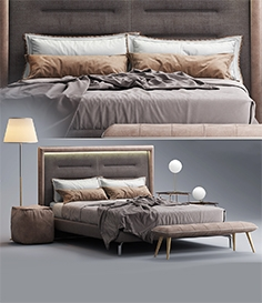Novaluna Queen bed 4