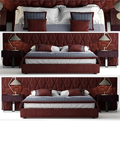 Bed from Ferris Rafauli 2