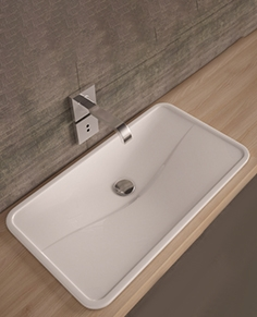 Washbasin Grohe Allure E