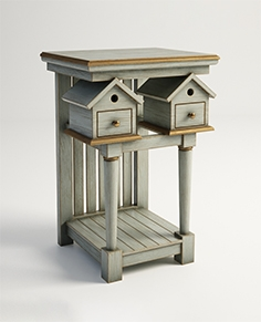 Birdhouse table 08