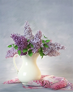 Bouquet of lilac 89