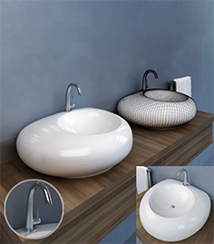 Умывальник Villeroy and Boch Artis 02