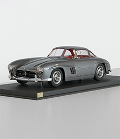 Decor of mercedes Benz 300 SL coupe