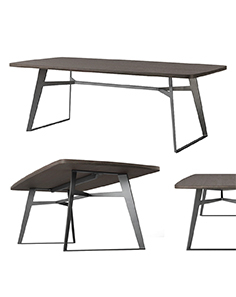 Poliform Clipper table 007