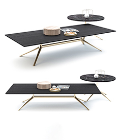 Poliform Mondrian coffee table 08