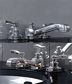 Gessi set of washbasins 07