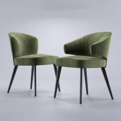 Minotti Aston chairs 03