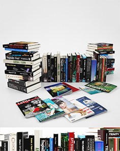 Collection of books 957