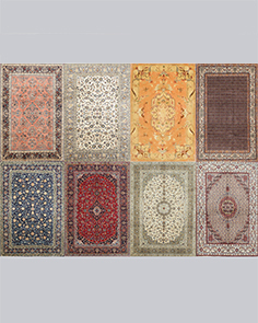 Collection of carpets 20