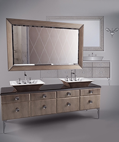 HILTON MAJESTIC vanity for bathroom