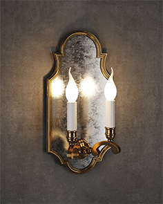 Reardon Sconce wall light 4
