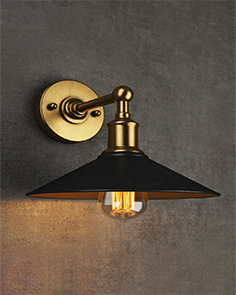 Wall light SN009-1-ABG