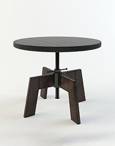 Table Hammary 123