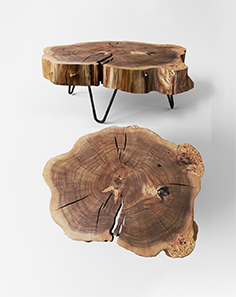 Wooden table 07