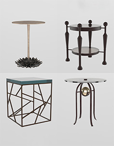 Table collection Arteriors 07