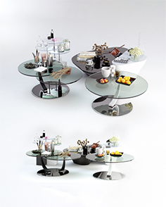 Coffee tables Cattelan Italia 5