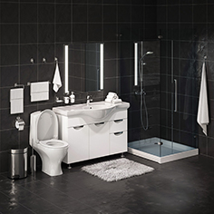Set of equipments for bathroom 3