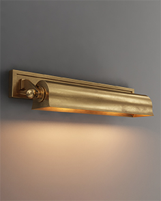 Cody wall light SN061-2-BRS