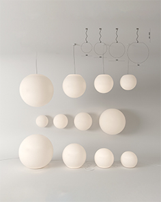 Bola lamps collection 5