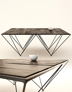 Flamant coffee table 8